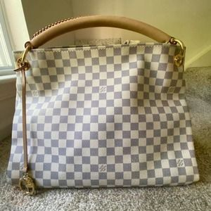 💖✨AUTHENTIC💖✨New L.V Inspired Artsy Mm Azur Hobo Shoulder Bag